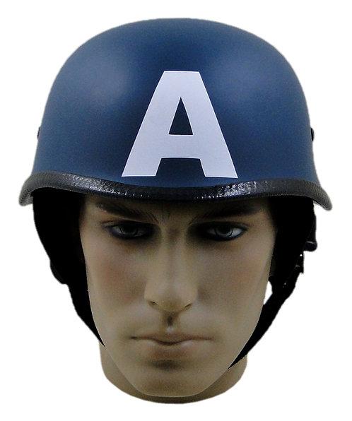 Capacete Custom M34 - Capitão América - M34C040