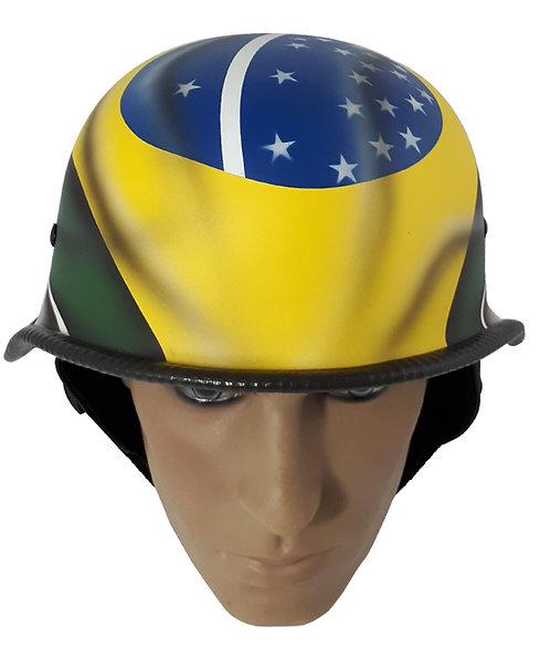 Capacete Custom M34 - Flamula Brasil - M34100