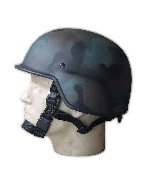 Capacete Tático Segurança - M88 Camuflado Woodland