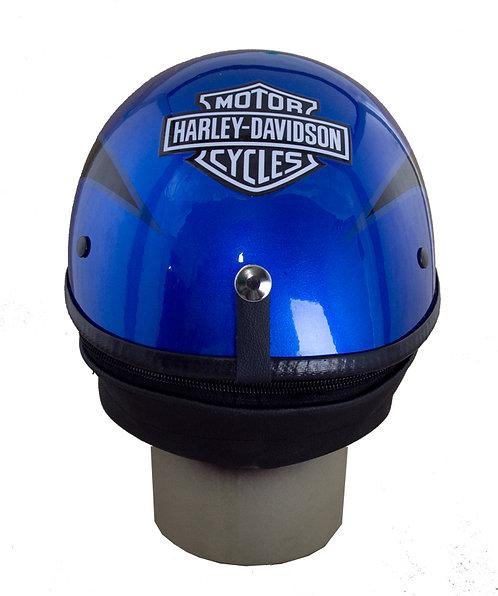 Capacete Custom Classic V-Rod Azul