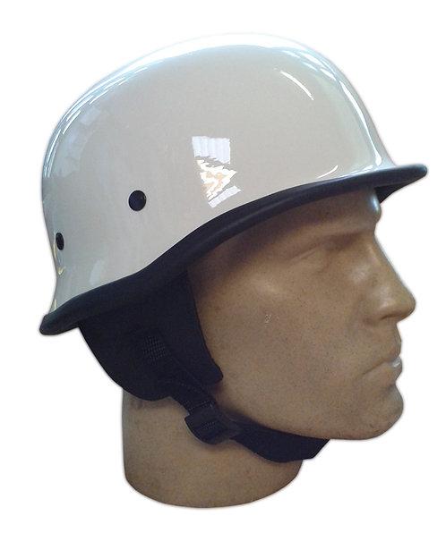 Capacete Custom M34 - Branco Liso - M34C082