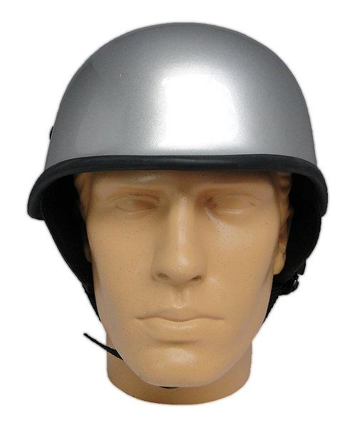 Capacete Custom M34 - Prata Liso - M34C011
