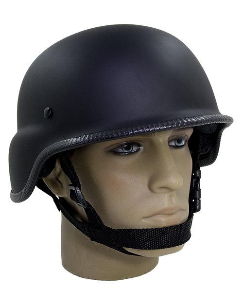 Capacete Tático Segurança - M88 Preto Fosco Liso