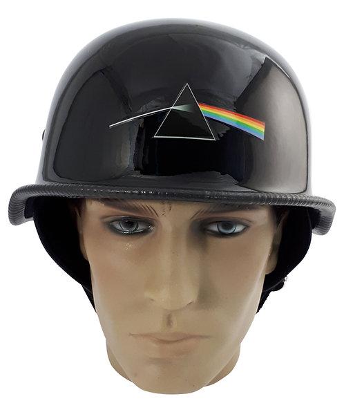 Capacete Custom M34 - Preto Pink Floyd - M34098