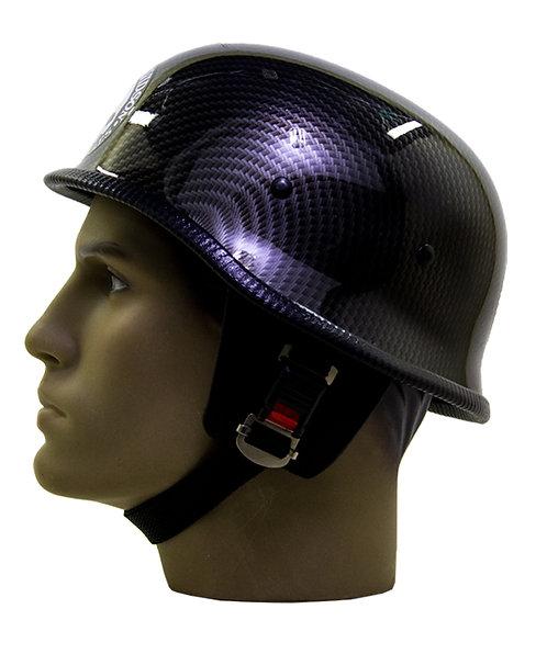 Capacete Custom M34 - Carbono Skull HD - M34C080