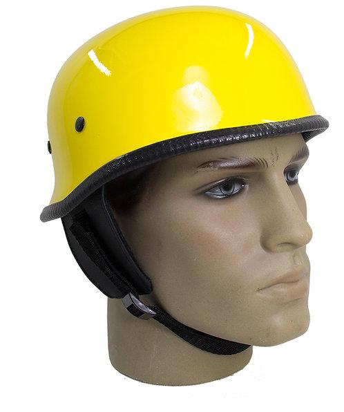 Capacete Custom M34 - Amarelo Liso - M34C081