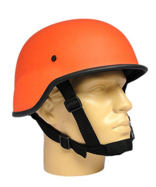 Capacete Tático Segurança - M88 Laranja Fosco