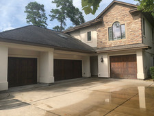 house garage door