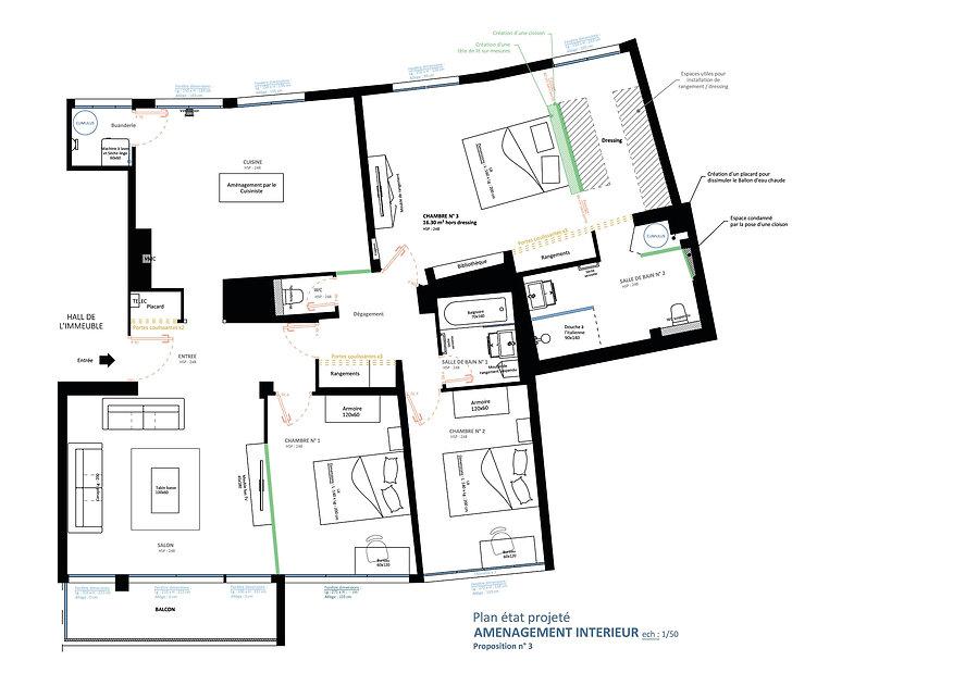 Architecture intérieure seine et marne