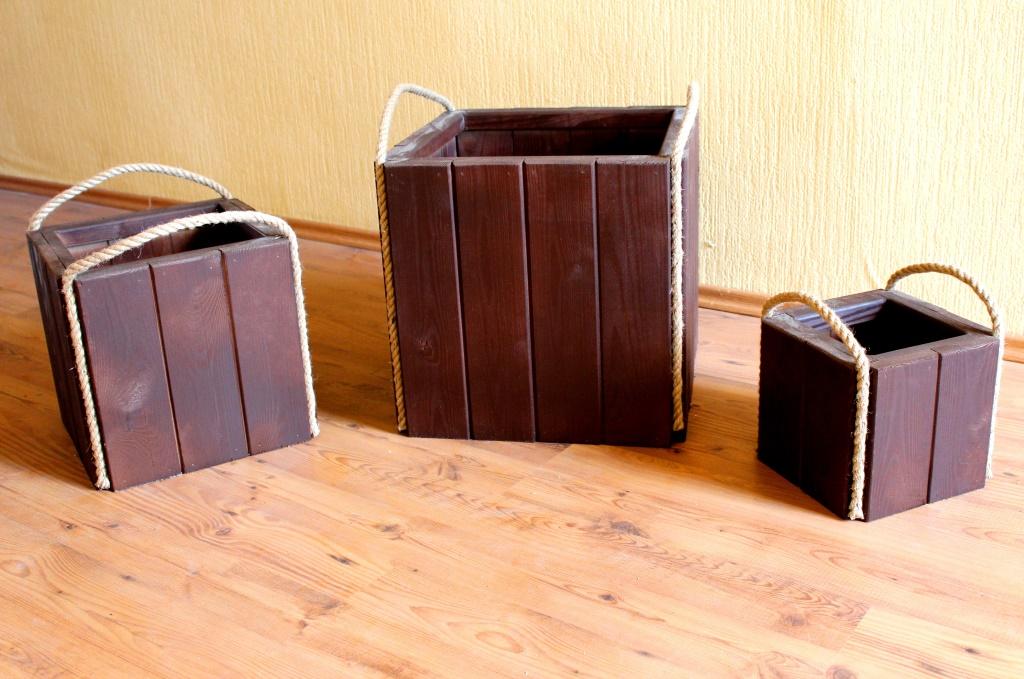 Puķu kastes