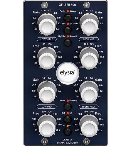 Elysia xfilter 500