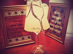 "The ""Bridal Wine"""