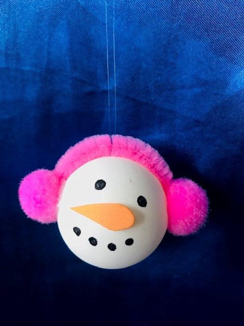 Schneemannköpchen
