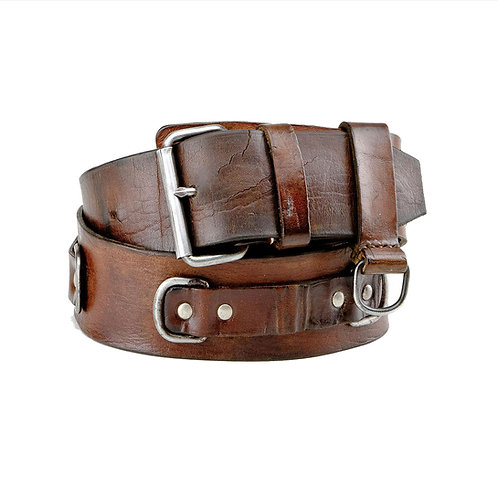 Stronghold brown Vintage belt