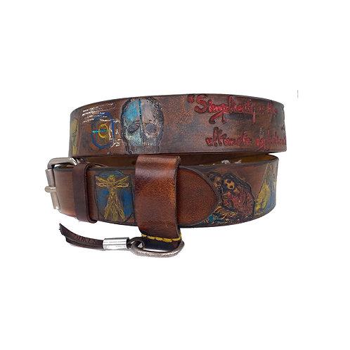 DaVinci multicolor belt