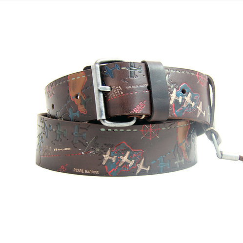 Pearl Harbor colorful belt - different colors