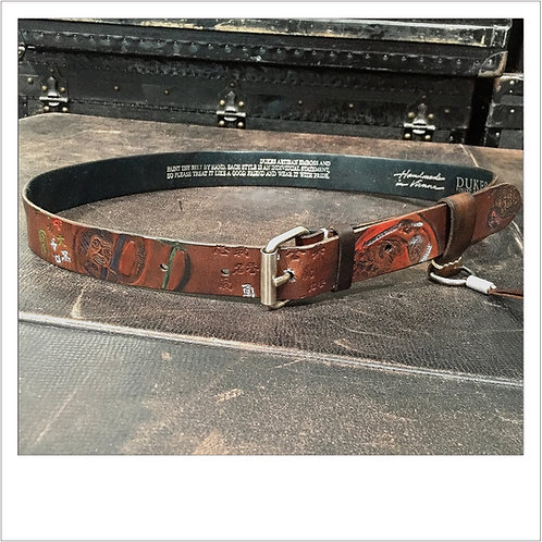 Zuba colorful belt