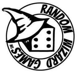 Logo for Random Wizard Games