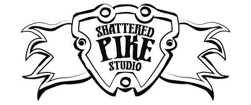 Shattered Pike Studio Role Playing Games Logo