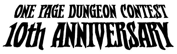 Link to dungeoncontest.com and the 2017 One Page Dungeon Contest.