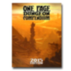 Shattered Pike Studio presents the 2015 One Page Dungeon Contest Compendium.