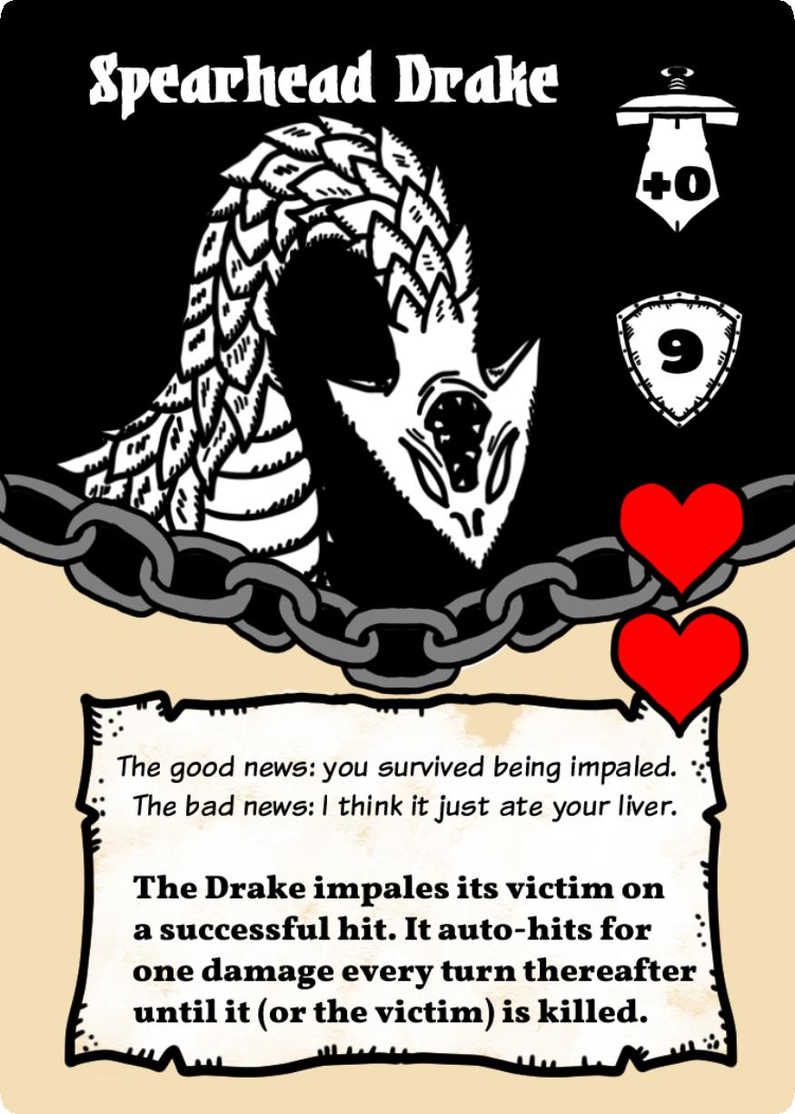 Spearhead Drake