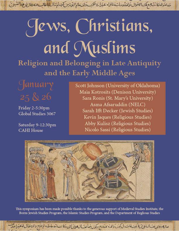 January 2019 Symposium
