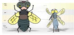 уничтожение комаров и мух