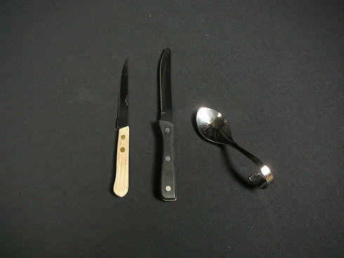 steak knife, tasting spoon.JPG