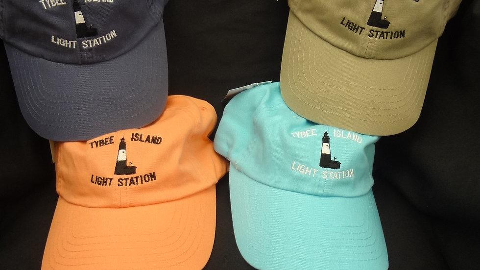 Tybee Island Light Station Caps