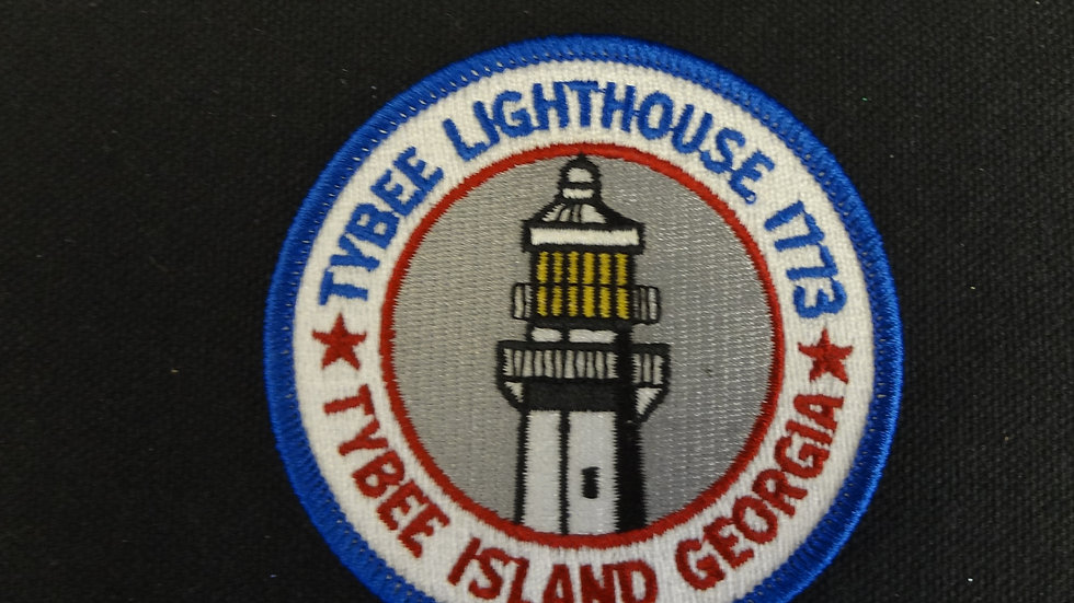 Tybee Island Light Station Patch