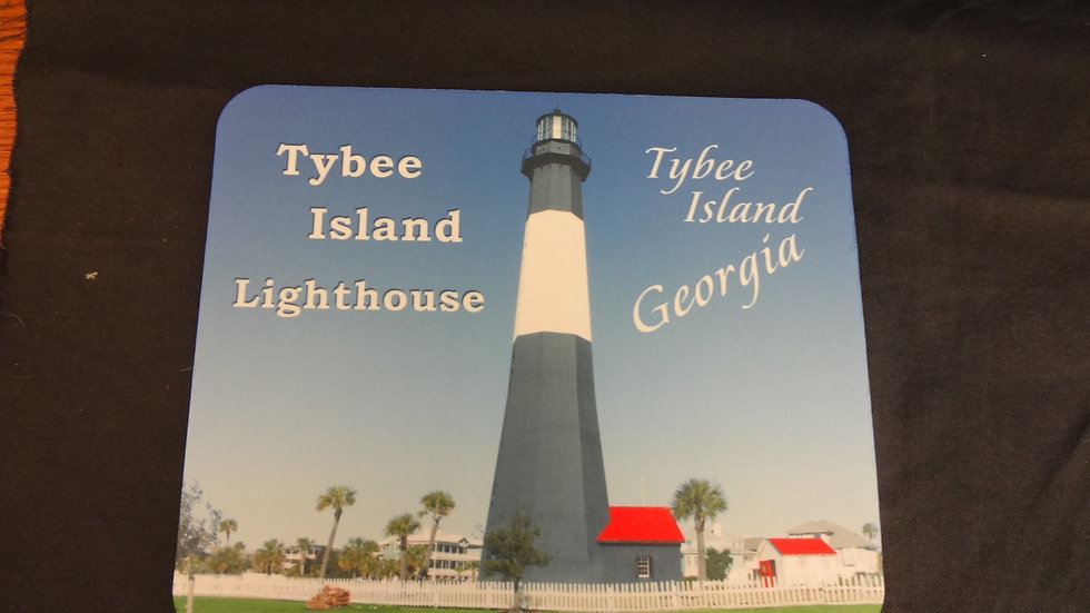 Tybee Lighthouse Mousepad