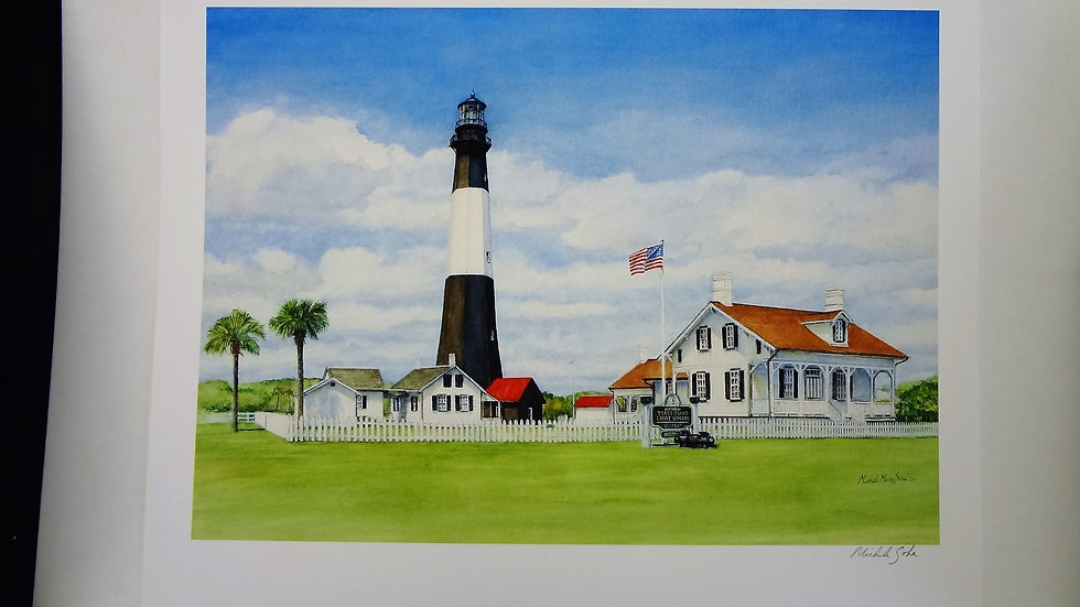 Tybee Light Station - Michele Soha