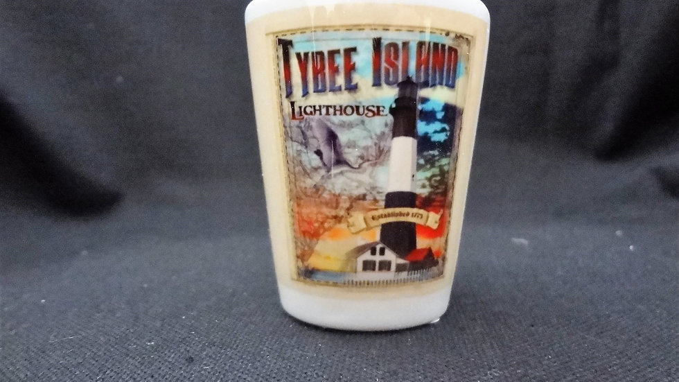 TILH Painting Shot Glass