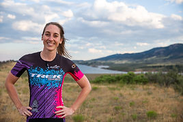 Samantha Welter Sugar Beets Cycling
