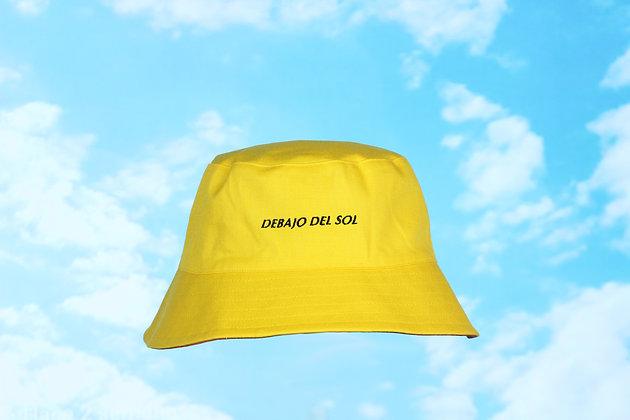 Bucket Hat Reversible Amarillo / Debajo del Sol by Martox