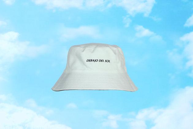Bucket Hat Reversible Negro / Debajo del Sol by Martox