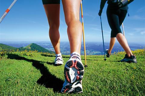Nordic walking - € 15,00 p.p.
