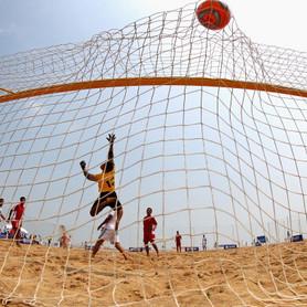 Beach soccer - € 15,00 p.p.
