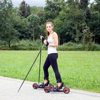 Cross skaten - € 15,00 p.p.