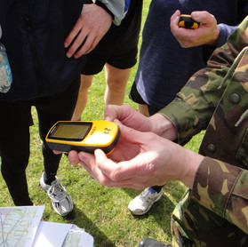 GPS-tocht - € 15,00 p.p.