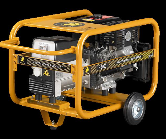 Benza generator E8000 PNG.png