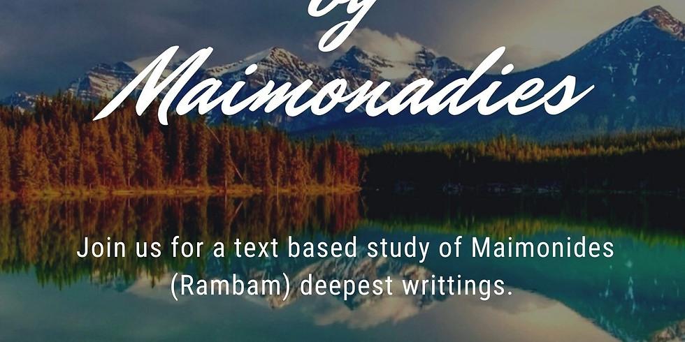 Torah Foundations Class (Zoom)