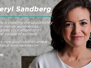 What Does Facebook Say About Better Ad Formats? - Facebook's COO Sheryl Sandberg
