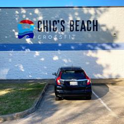 Chic's Beach Crossfit