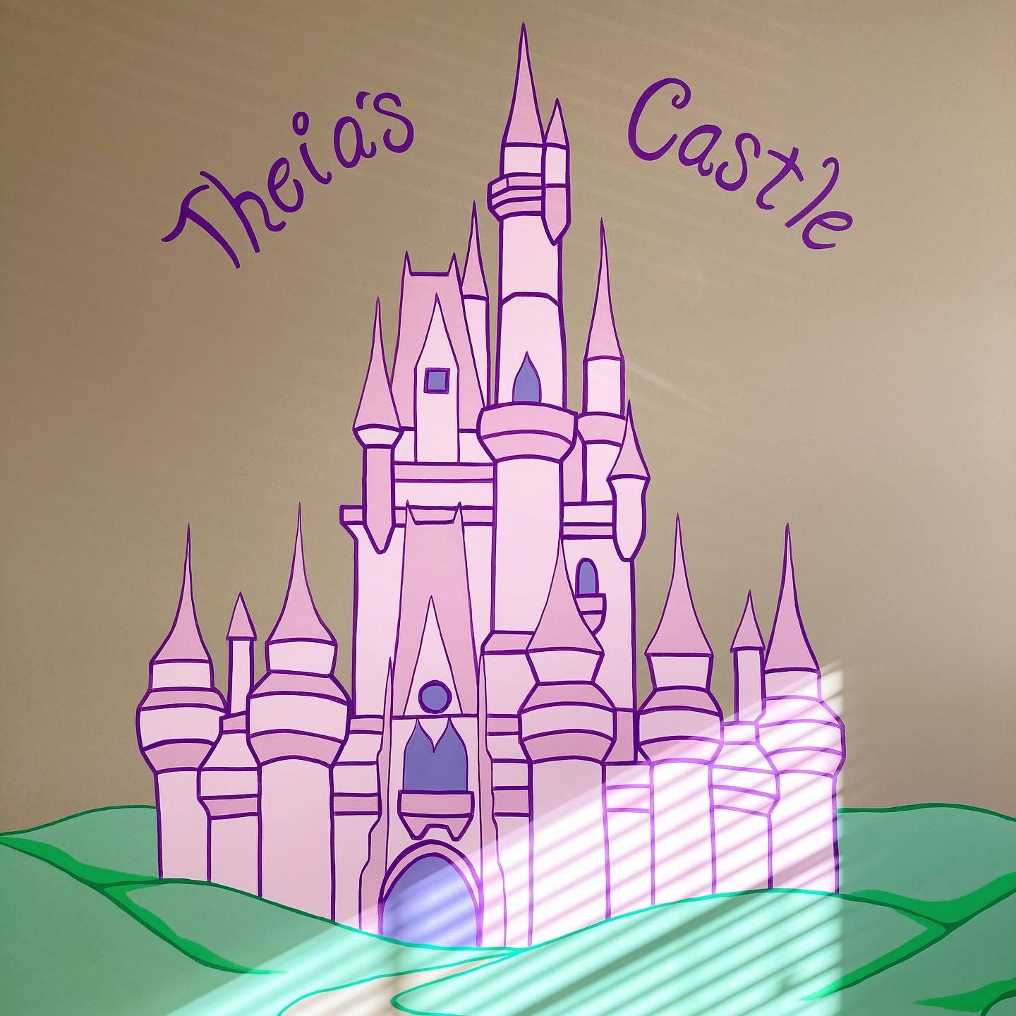 Theia's Castle