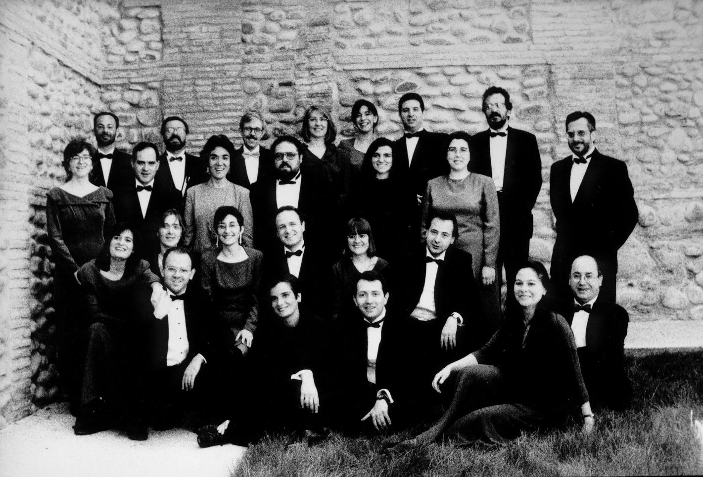 Foto Oficial 1995