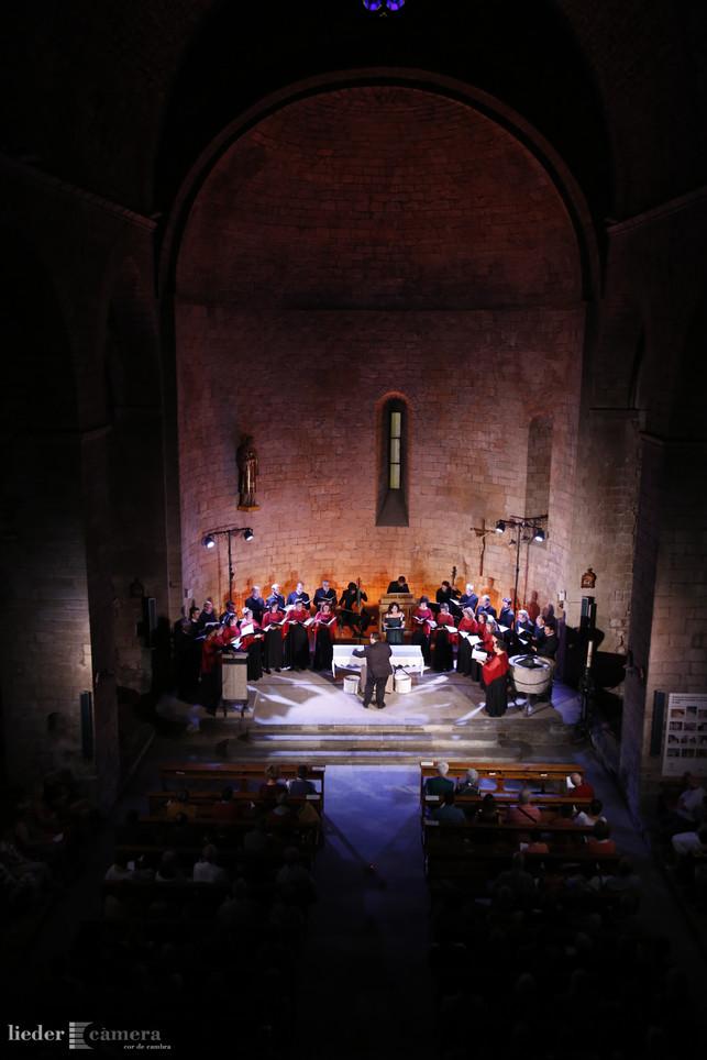 Cererols | Vespres i Antífones a la Verge Maria