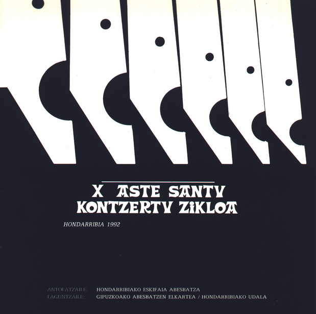 X Aste Santv Konzertv Zikloa