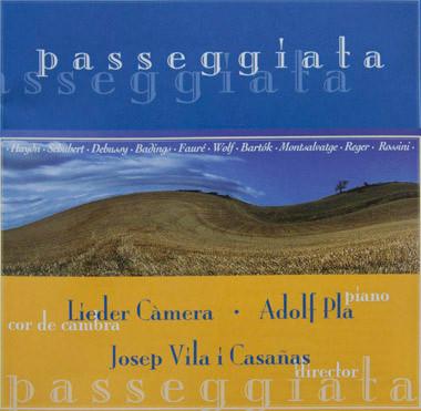 """Concerts amb el programa """"Passeggiata"""""""